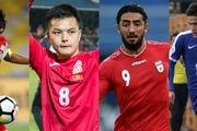 صیادمنش در بین ستارههای آینده فوتبال آسیا