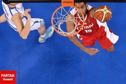 گزارش فدراسیون جهانی بسکتبال از تیم ملی ایران