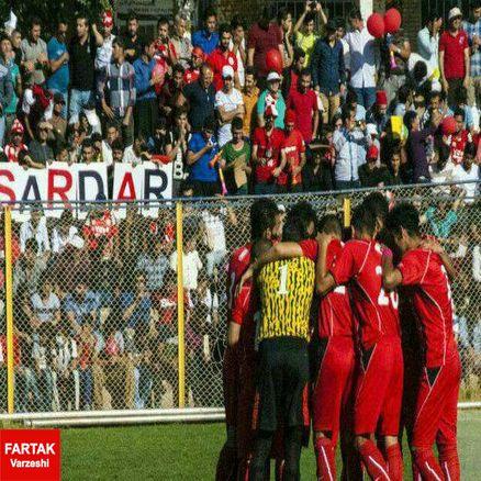 تقابل دو تیم قعر جدولی در لیگ دو