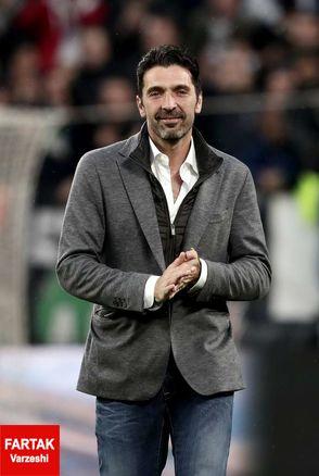 ادعا در ایتالیا: بوفون به بارسلونا میرود