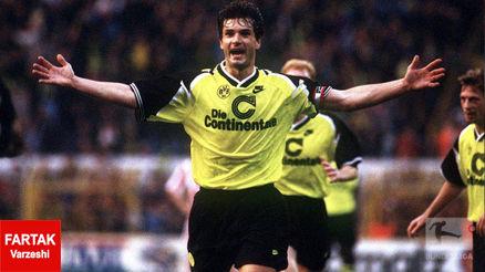 میشائیل تسورک 54 ساله شد؛ رکورددار بازی با پیراهن بروسیا دورتموند