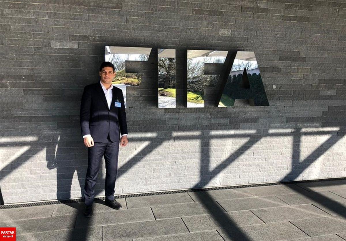 شکوری: فیفا تا 2 هفته آینده نظرش را درمورد حق میزبانی باشگاه های ایرانی اعلام میکند