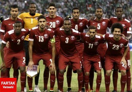 برتری قطر مقابل اکوادور در یک بازی پرگل و جنجالی