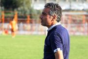اکبرپور: برای من فوتبال پاک مهم است/ نمیدانم چرا بازیکنم اخراج شد