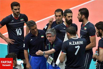 برنامه روز ششم ورزشکاران ایران در المپیک