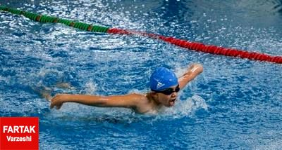 مسابقات انتخابی تیم شنا دختران استان اصفهان پنج شنبه گذشته در استخر مروارید برگزار شد