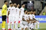 تساوی ایران و سوریه در پایان نیمه اول