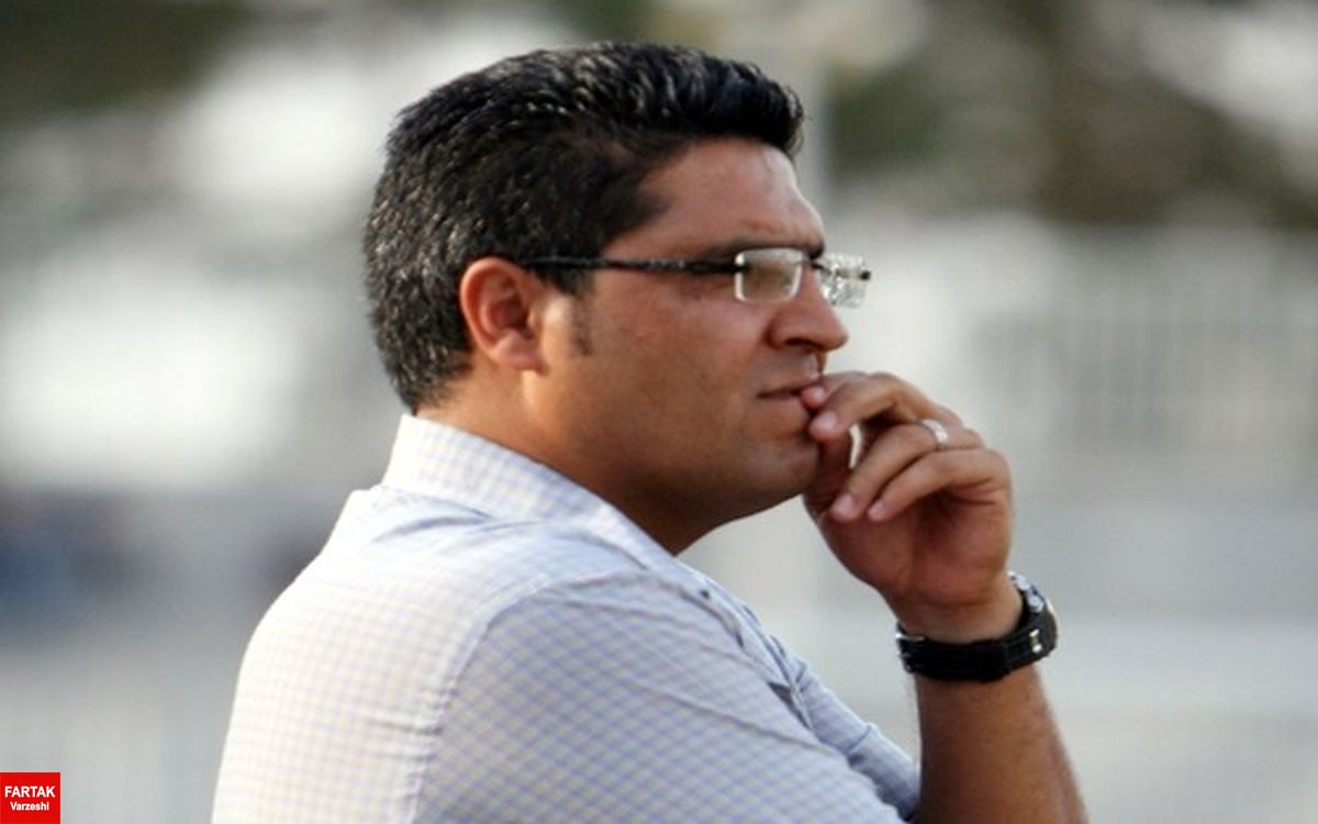 حمید حسینخانی: نیمه اول کم کاری کردیم/ تغییر سیستم سبب برد ما شد