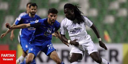 نتایج ضعیف الهلال مقابل نمایندگان ایران در مرحله گروهی