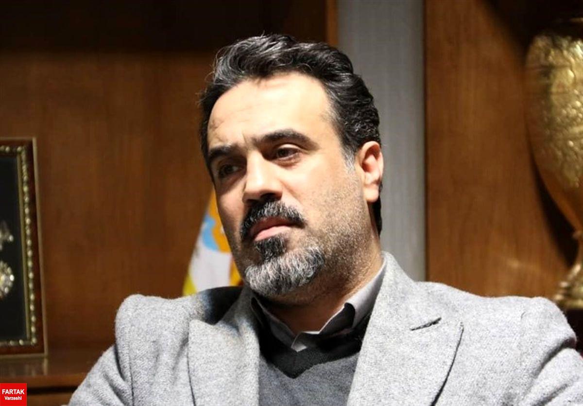 برکناری گودرزی از معاونت حقوقی باشگاه تراکتور