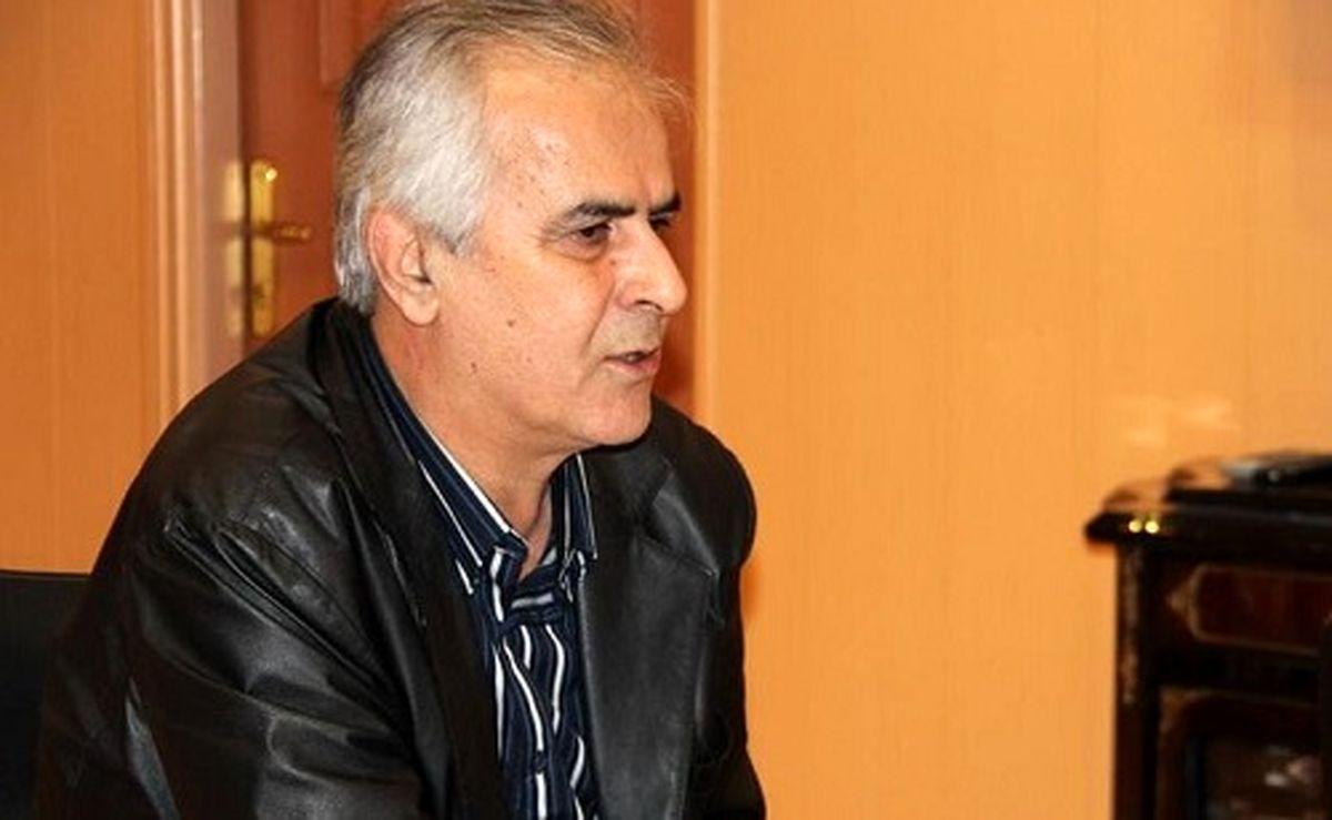 مربی اسبق تیم ملی والیبال درگذشت