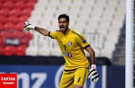 در این فصل خیلی اذیت شدم/فصل آینده از تیم استقلال خوزستان جدا می شوم!