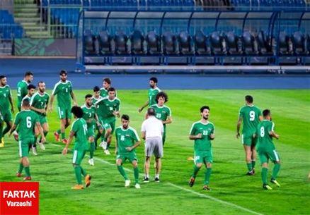 لو رفت؛ فهرست دستنویس یکی از حریفان ایران در جام ملت های آسیا
