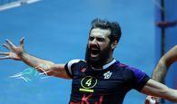 جار و جنجال معروف در لیگ برتر والیبال