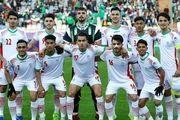 ترکیب تیم المپیک ایران برای دیدار مقابل یمن اعلام شد