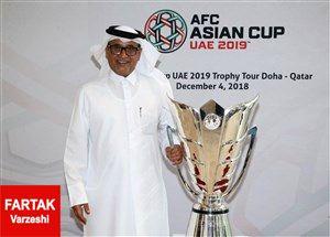 جنگ بحرین و امارات برای ریاست AFC