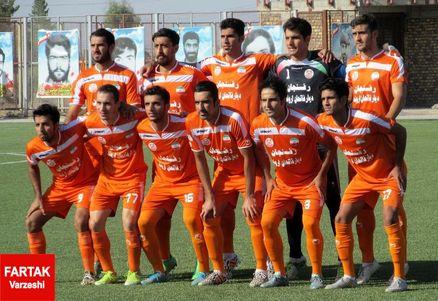 تساوی مسی ها در کرمان!