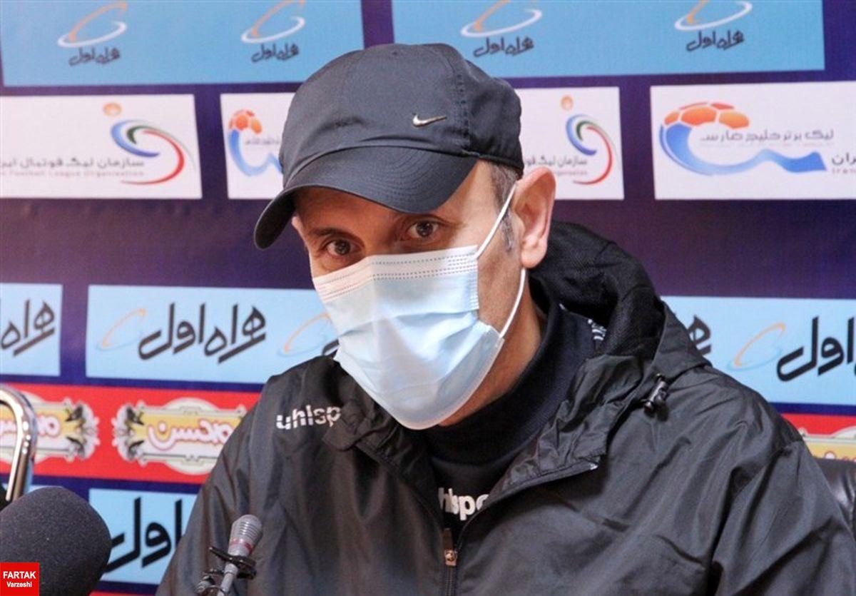 گلمحمدی: فردا فرصت خوبی برای نشان دادن بزرگی پرسپولیس است/  «تمرکز» کلید دربی است