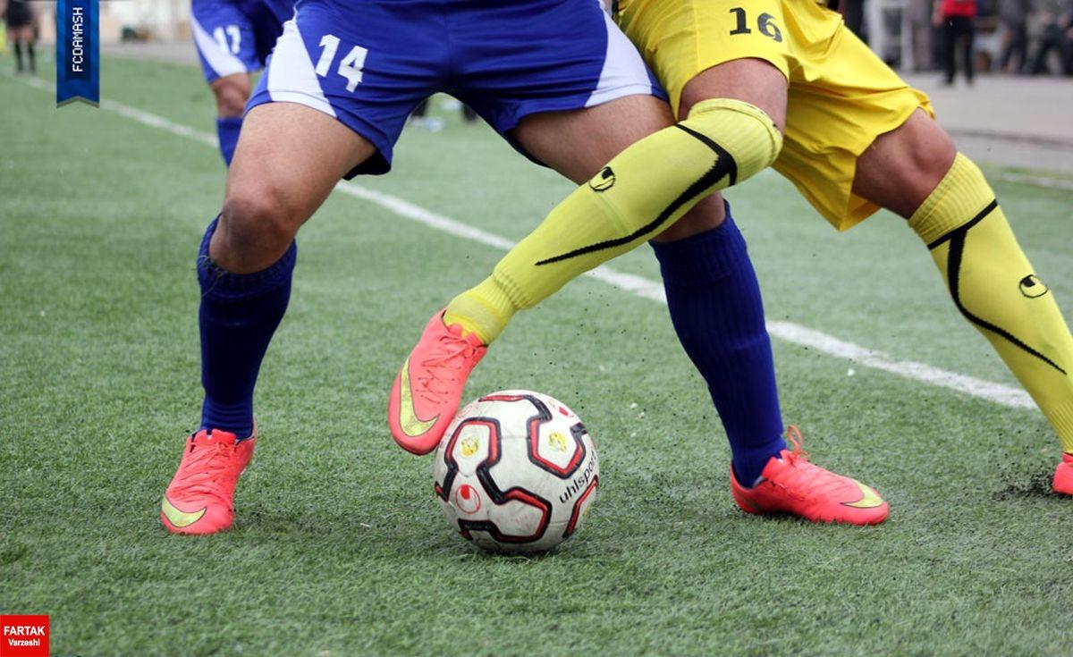 برنامه مسابقات فصل 96-97 لیگ دو اعلام شد