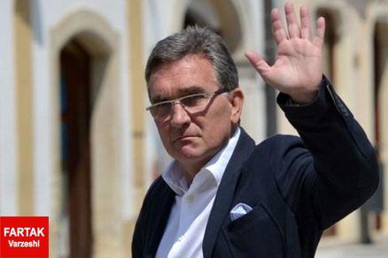 واکنش باشگاه پرسپولیس به شایعه جدایی برانکو