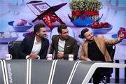 شب پرماجرای برنامه فوتبال برتر با دوقلوها