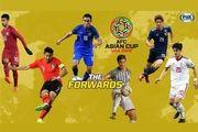 حضور یک ایرانی در بین مهاجمان ترسناک جام ملتهای آسیا
