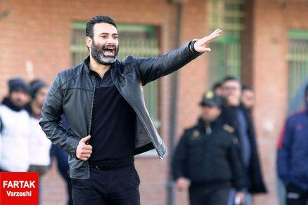 دعوت نظرمحمدی از هواداران سپیدرود برای خبری خوش!