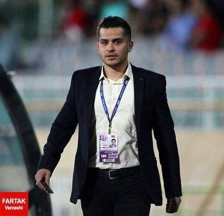 فراهانی: تیم ها از صدور بیانیه بر علیه هم خودداری کنند
