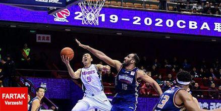 آغاز لیگ بسکتبال چین از ۲۷ فروردین/بازیکنان خارجی دو هفته قرنطینه میشوند
