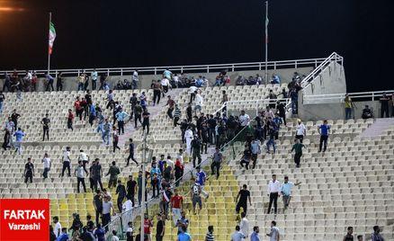 مدیرعامل استقلال خوزستان: دیروز هواداران ما هیچ مشکلی ایجاد نکردند
