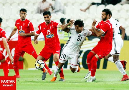 پرسپولیس-الجزیره؛ مورد توجه فوتبالدوستان عراقی +عکس