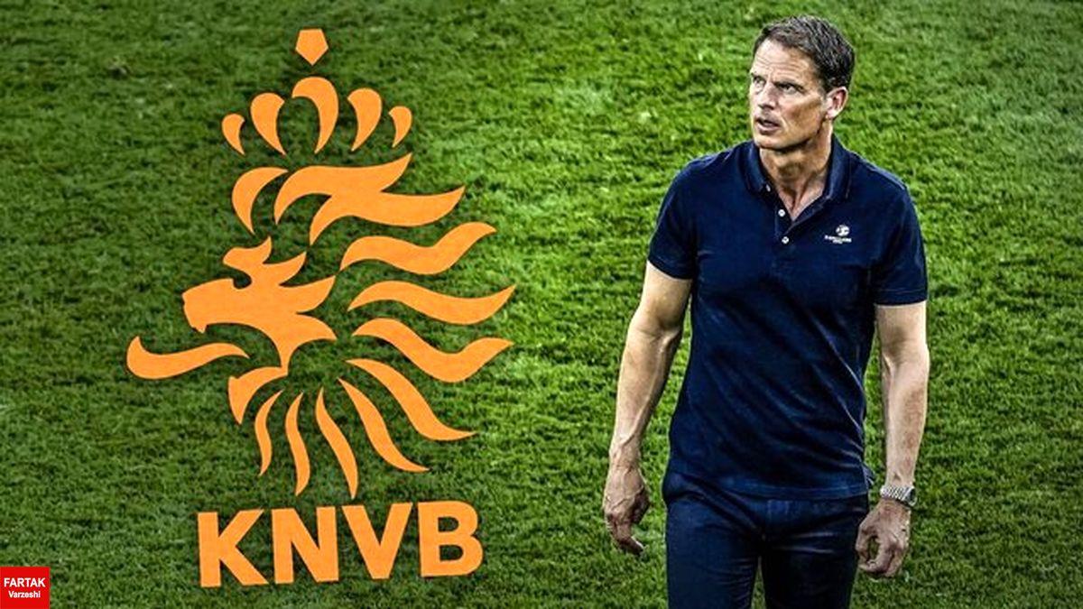 استعفای دیبوئر از هدایت هلند