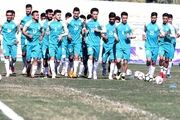 ترکیب تیم امید برابر ترکمنستان مشخص شد