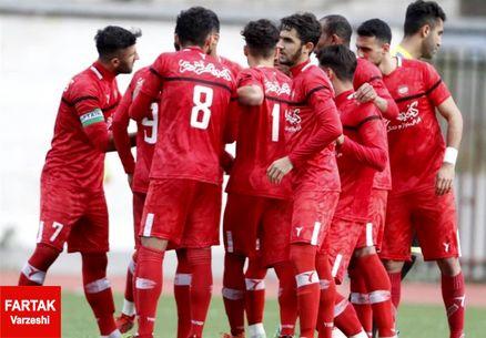لیست بازیکنان سپیدرود برای مصاف با استقلال خوزستان مشخص شد