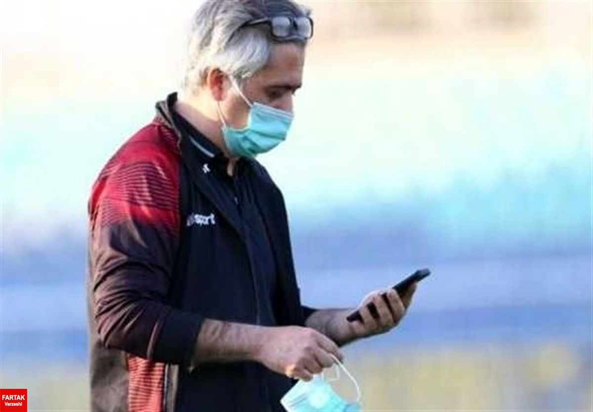 پزشک پرسپولیس: کار وزارت بهداشت برای قرنطینه پرسپولیس را تایید میکنم
