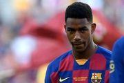 مذاکره میلان با مدافع بارسلونا