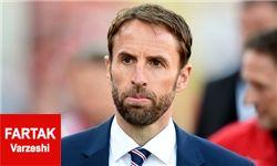 ساوتگیت امشب مربی انگلیس خواهد شد