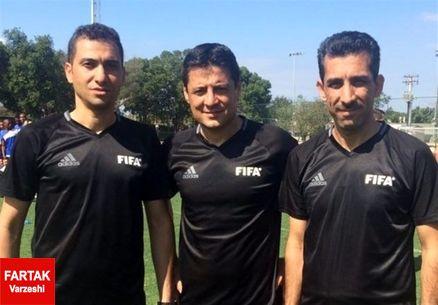 داور جام جهانی در تمرینات اکسین البرز