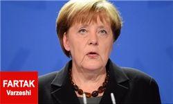 صدراعظم آلمان، تماشاگر غایب مصاف حساس با فرانسه