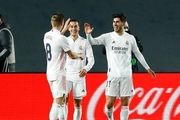 اعلام ترکیب رئال مادرید و اتلتیک بیلبائو