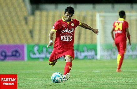 مبعلی:همیشه دوست داشتم با فولاد یا استقلال تهران از فوتبال خداحافظی کنم