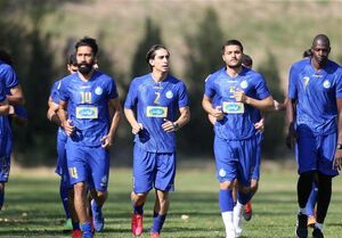 خبر خوش برای هواداران استقلال ؛ غیبت ستاره های سپاهان در دیدار با آبی پوشان