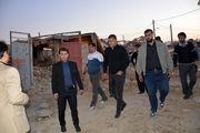 آغاز خانه سازی در مناطق زلزله زده توسط علی دایی