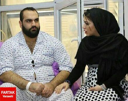 واکنش همسر بهداد سلیمی به لباس کاروان المپیک: بیشتر به درد برنامه خندوانه می خوره!