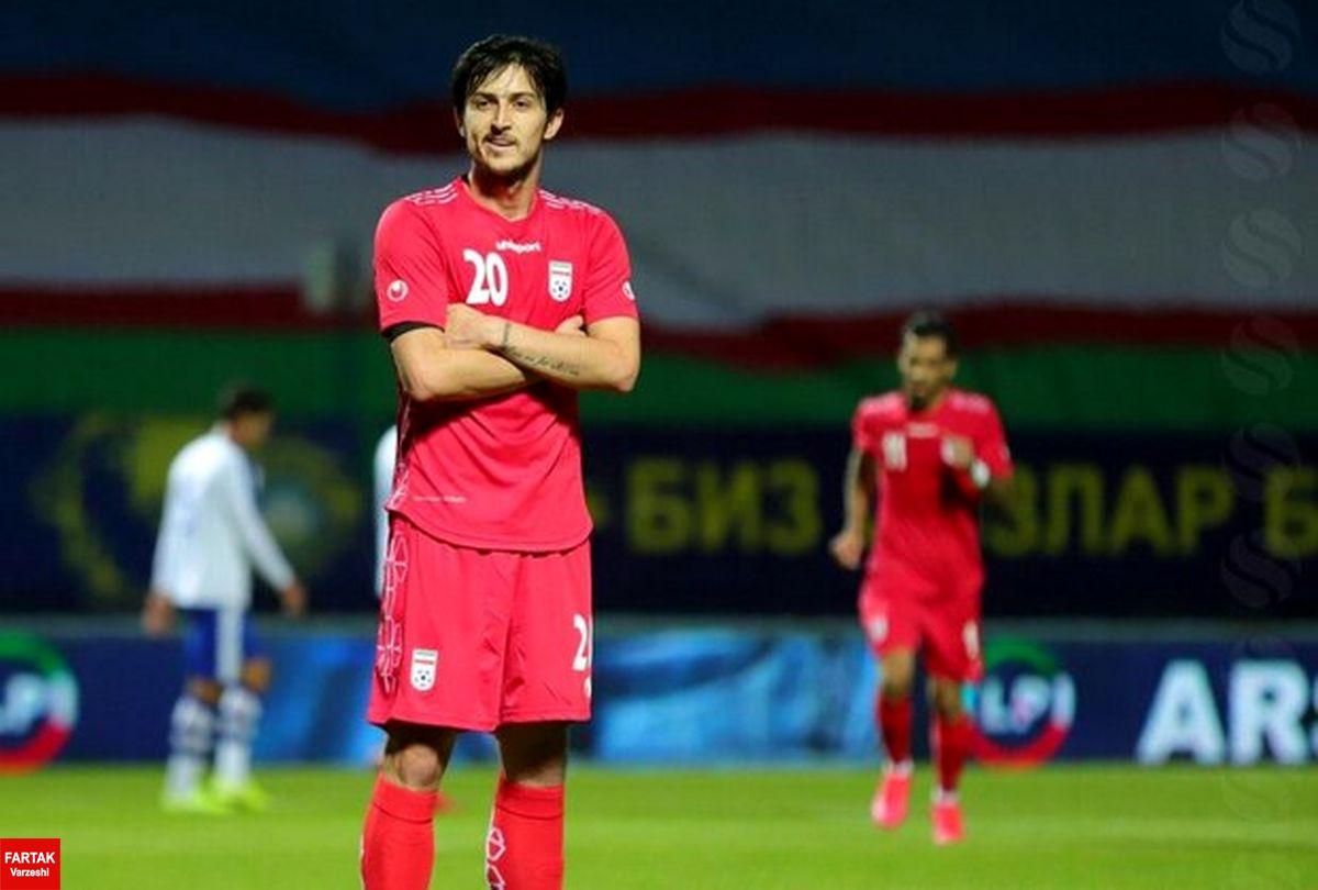 آزمون: بازوبند کاپیتانی تیم ملی حس خوبی دارد/ رابطه بازیکنان با اسکوچیچ خوب است