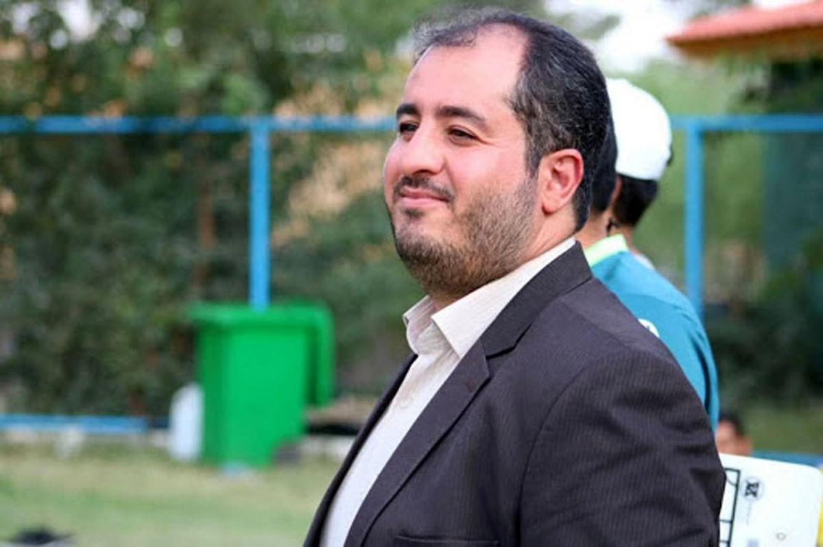 امیدوار:منصوریان سعی کرد با اردوی تهران وقفه در مسابقات را جبران کند