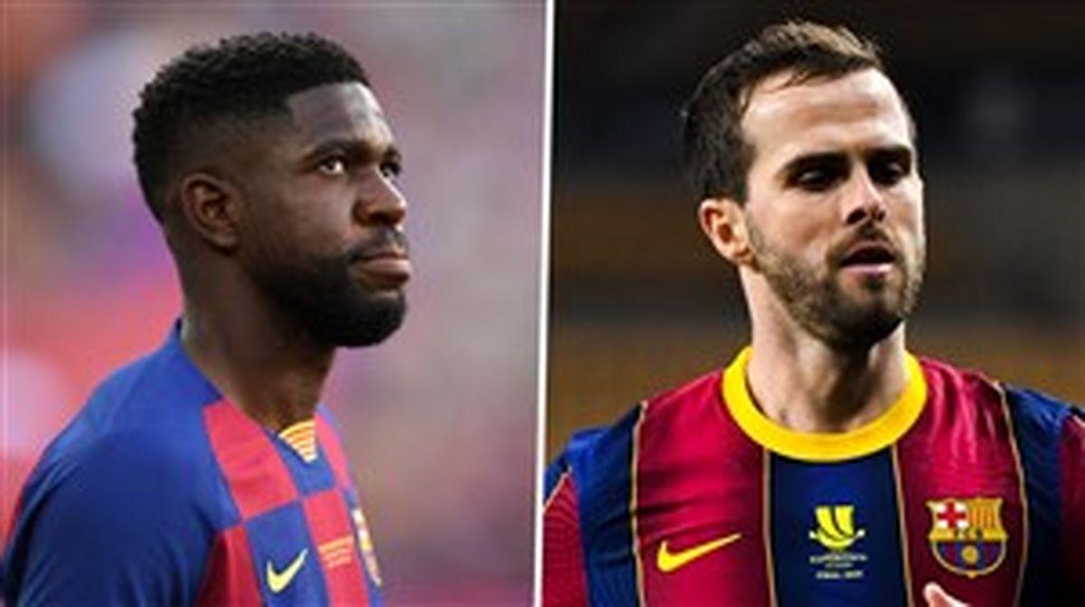 جدایی دو ستاره نیمکت نشین بارسلونا تایید شد