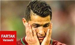 اشکهای مسی، رونالدو را ناراحت کرد/ لیونل باید برگردد