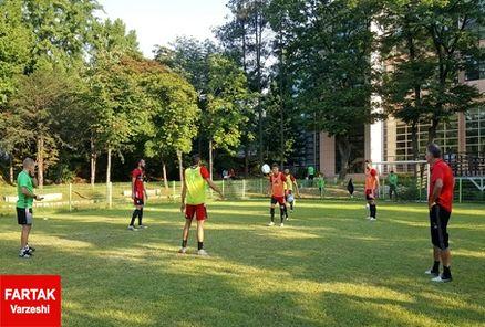 اعلام برنامه تمرینی تیم ملی فوتبال پیش از بازی مقابل سوریه