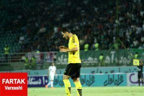 علی محمدی با سپاهان به پایان راه رسید